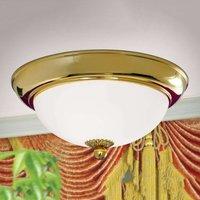 Empire Ceiling Light Diameter 35 cm Gold Plated
