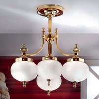 Delia Ceiling Light Charming Four Bulbs