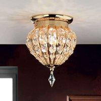 Moskva Crystal Ceiling Light 17 cm