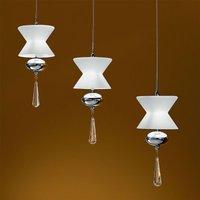Mieke Hanging Light Beautiful Three Bulbs