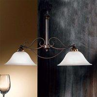 Jonte Hanging Light Two Bulbs