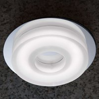 Amir LED Built In Spotlight Round White