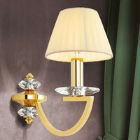 Excellent wall lamp Avala  solid brass