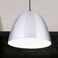 Hanging light Kalila  aluminium coloured  40 cm