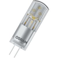 LED bi pin G4 bulb 2 4 W  warm white   300 lumens