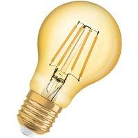 OSRAM LED bulb E27 8 W Vintage Classic A 825 gold