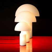 Murano glass table lamp Atollo  35 cm