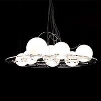 Designer hanging light Plateau   120 cm diameter