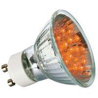 Paulmann GU10 LED reflector bulb 1 W orange