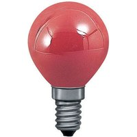 E14 25W tear bulb red for light chain