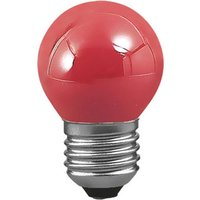 E27 25W tear bulb red for light chains