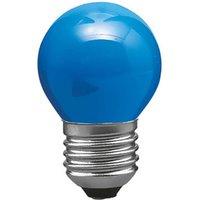 E27 25W tear bulb blue for light chains
