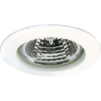 Premium Secure LV installed lamp  white