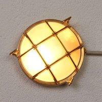 Wall and ceiling lamp Tartaruga Tonda 100
