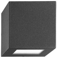 Impressive outdoor wall lamp 700267 1W  anthracite