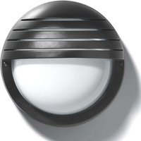 Outdoor wall lamp Eko 21 Grill  anthracite