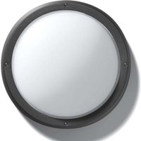 Wall or ceiling lamp EKO 26 for outdoors  anthr