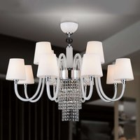 Opulent chandelier Marina  12 bulb