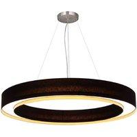 Ring shaped LED pendant lamp Cloud  48 cm