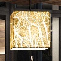 Innovative hanging light Strapo