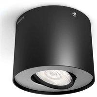 Black Phase LED downlight
