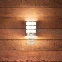 Attractive LED wall light Python with sensor