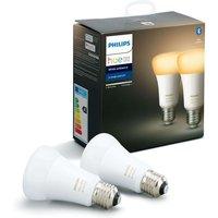 Philips Hue White Ambiance E27 8 5W  set of 2