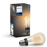 Philips Hue White E27 Rustika ST64 filament bulb