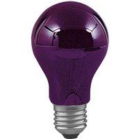 E27 75 W black light bulb  dimmable
