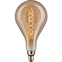 LED bulb E27 7 W 2 000 K BigDrop dimmable gold