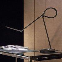 Versatile designer LED table lamp Compasso