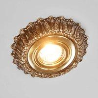Attractive recessed light DECIO