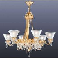 Opulent chandelier San Petersburgo