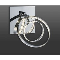 Ring shaped LED wall spotlight Prater with switch