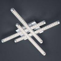 LED ceiling light Street in an ultramodern design
