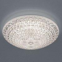 Hemispherical Kuma LED ceiling light