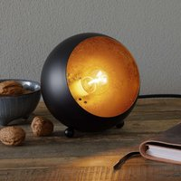 Billy table lamp in a two coloured design