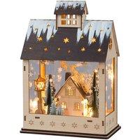 Christmas House LED decorative light