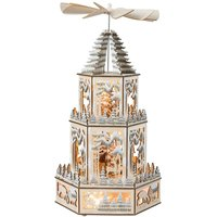 Christmas Pyramid XL LED decorative light