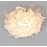 Slamp Veli Medium designer ceiling light  opal