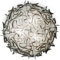 Decorative Veli ceiling light 78 cm  anthracite