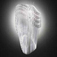 Slamp Avia   exclusive hanging light  white