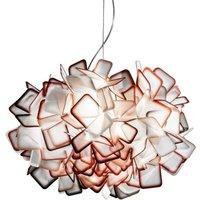 Fascinating Clizia hanging light  orange