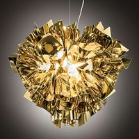 Gold Veli hanging light  42 cm