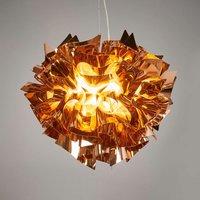 Copper coloured Veli hanging light  42 cm