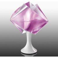 Violet Gemmy Prism designer table lamp