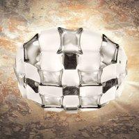 Slamp Mida ceiling light    67 cm  platinum white