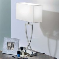 Fabric shade table lamp Toulouse  68 5 cm tall