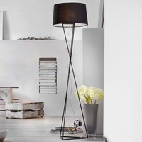 Villeroy   Boch New York   floor lamp  black