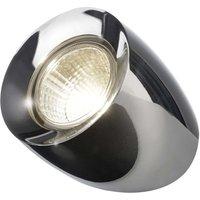 Ovola LED table lamp  chrome